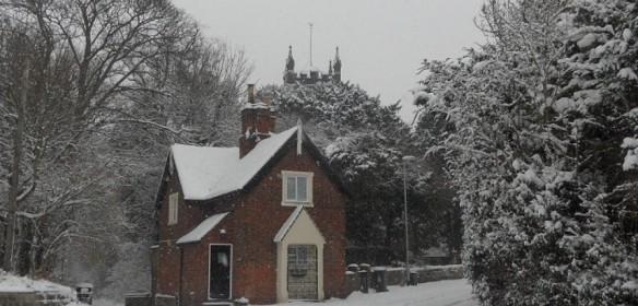 The Cottage, Christ Church, Lichfield