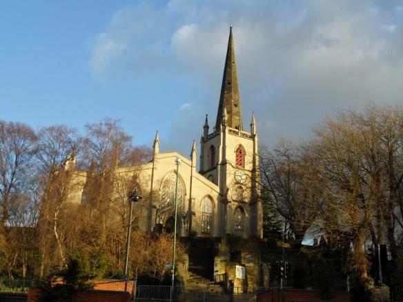St Matthew's Walsall