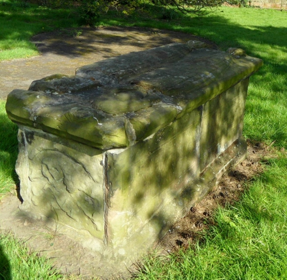 Sisters tomb rugeley