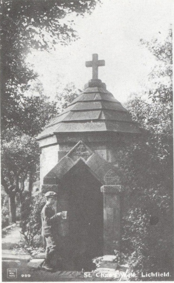 Saint Chad's c.1915. Taken from Wikipedia