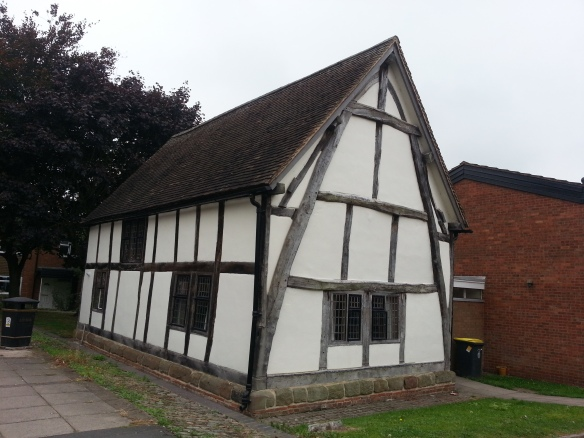 Cruck House, Stowe Street, Lichfield