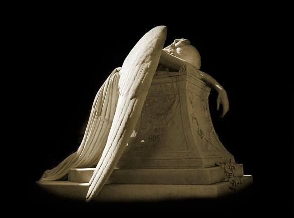 Weeping Angel (c) David Moore