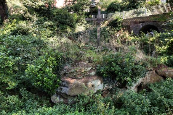 Sunken Garden, Hawkesyard by Jason Kirkham
