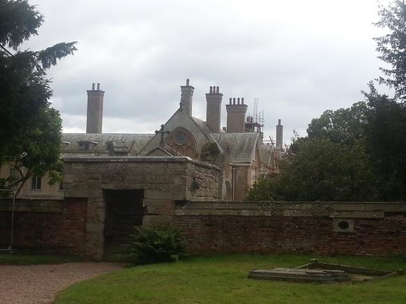 Blithfield Wall 1