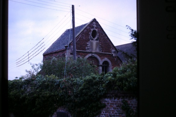 Hamstall Ridware manor 3