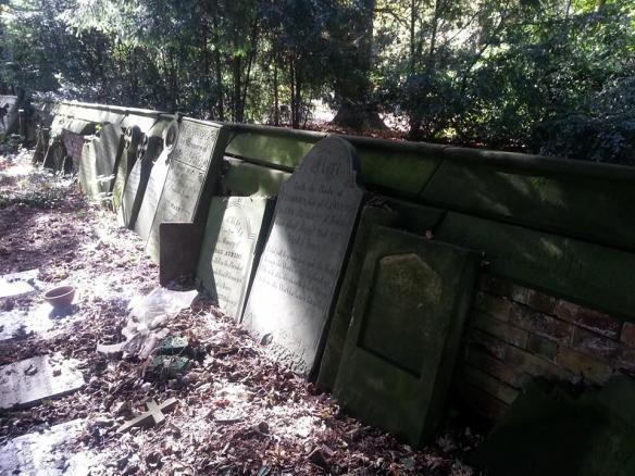 headstones blithfield