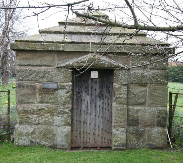 Gnosall lock-up