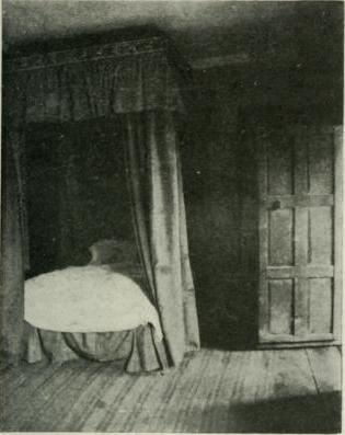 John Huddleston's room now known as the King's Bedroom