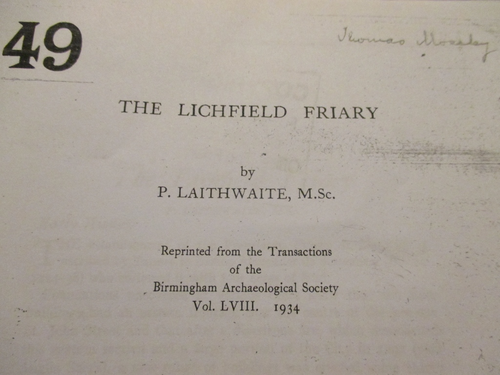 Laithwaite BAS 1934