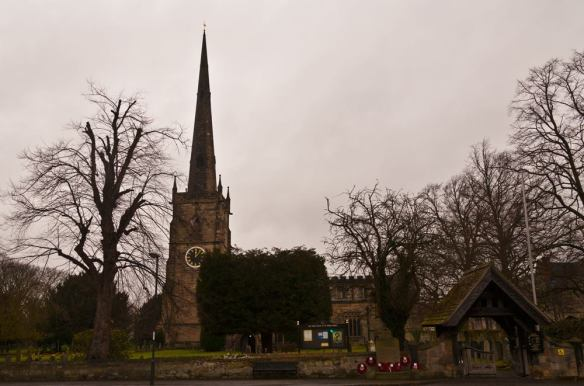 Church of St Wystan, Repton. Photo by David Moore