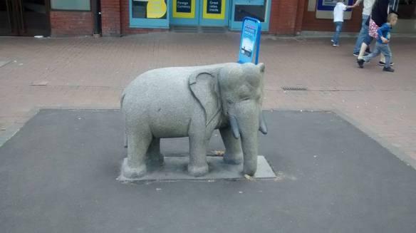 cannock elephant