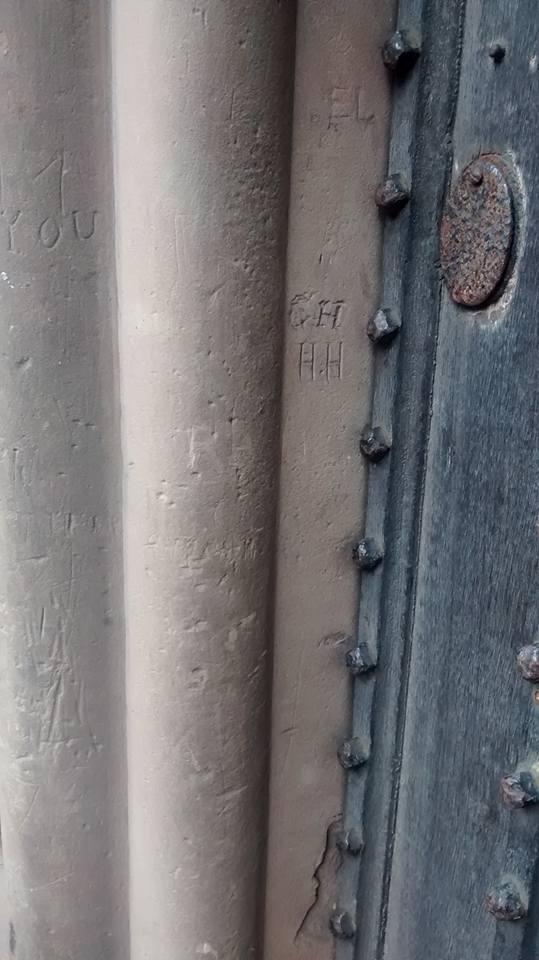 cathedral graffiti 3