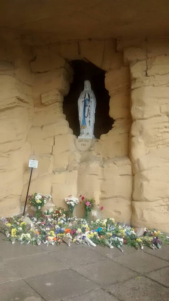 hednesford grotto mary