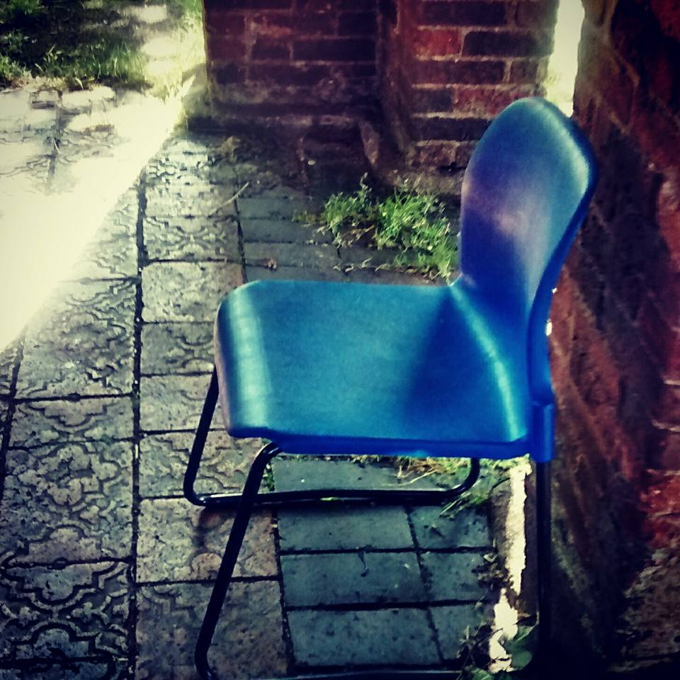 borrowcop chair