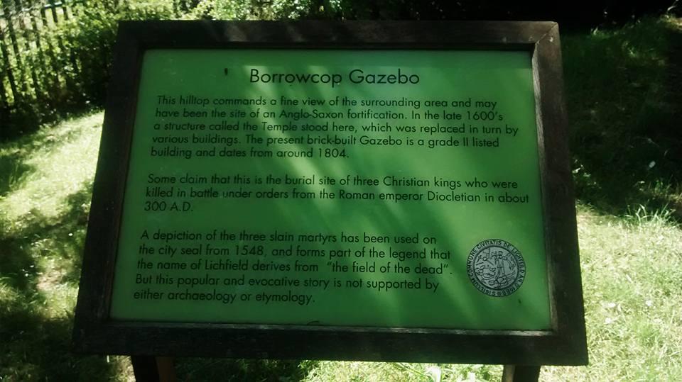 borrowcop sign