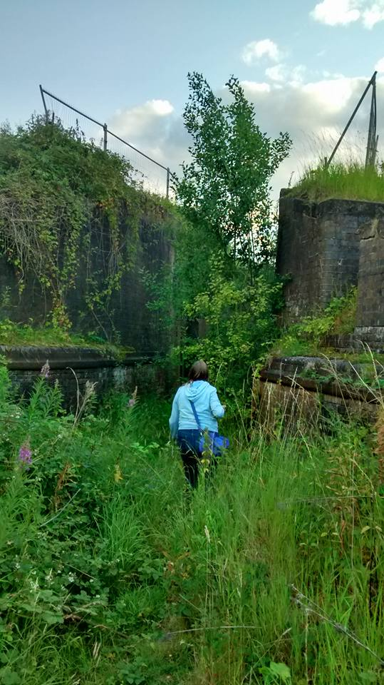 Lichfield canal lock