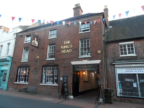 Kings Head, Lichfield
