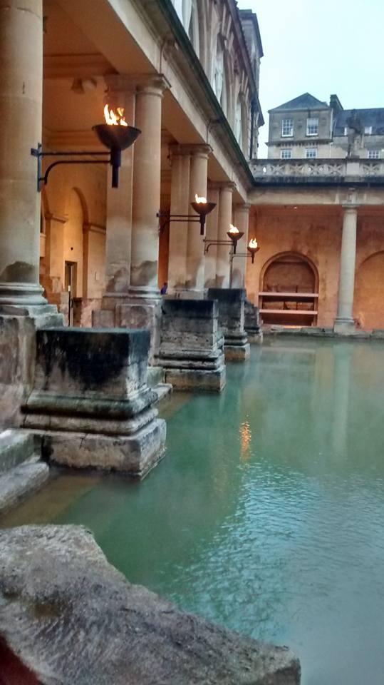 The Great Bath at Bath