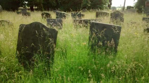 whittington graveyard