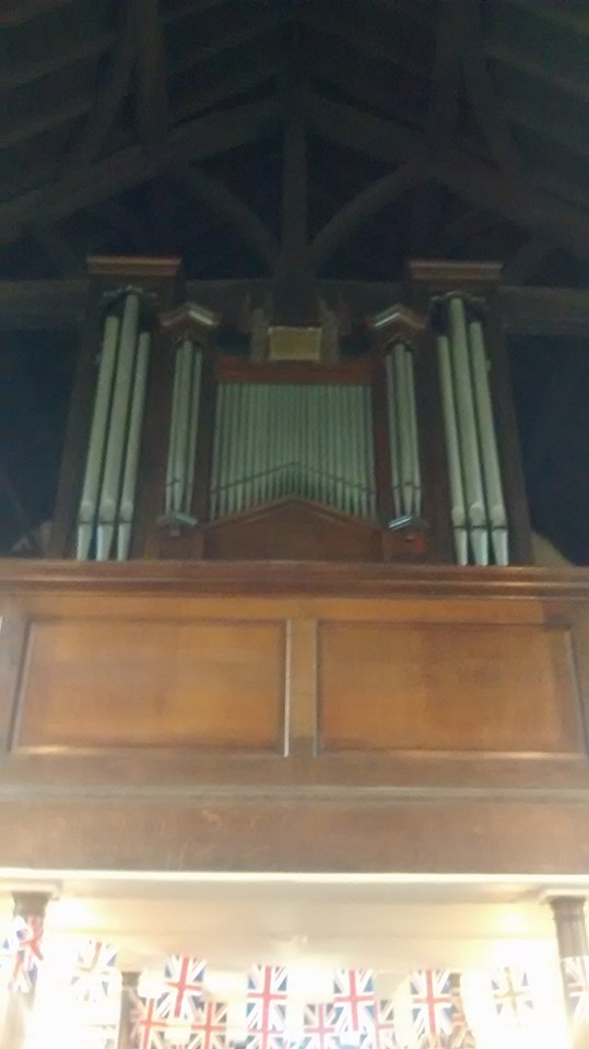 Whittington organ
