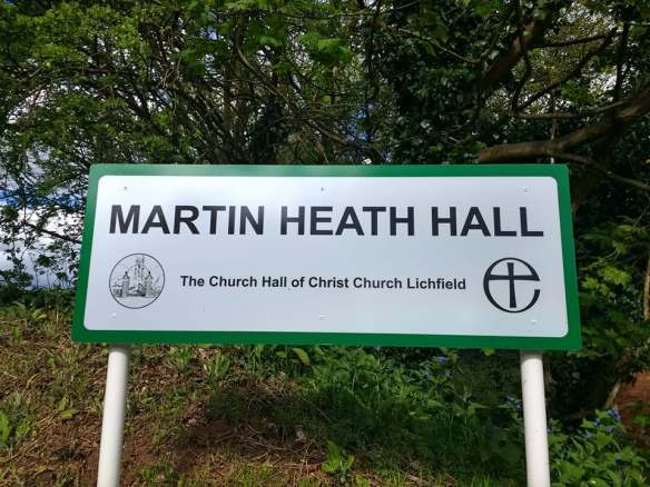 Martin heath Hall