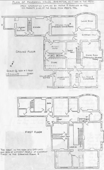 This image has an empty alt attribute; its file name is map-of-ravenhill-house-from-staffs-pasttrack.png